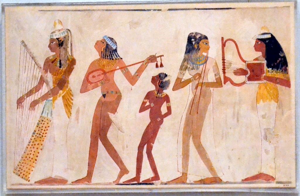 Tajomný Egypt: Od archeologického výskumu po operu   Slovenské národné  divadlo