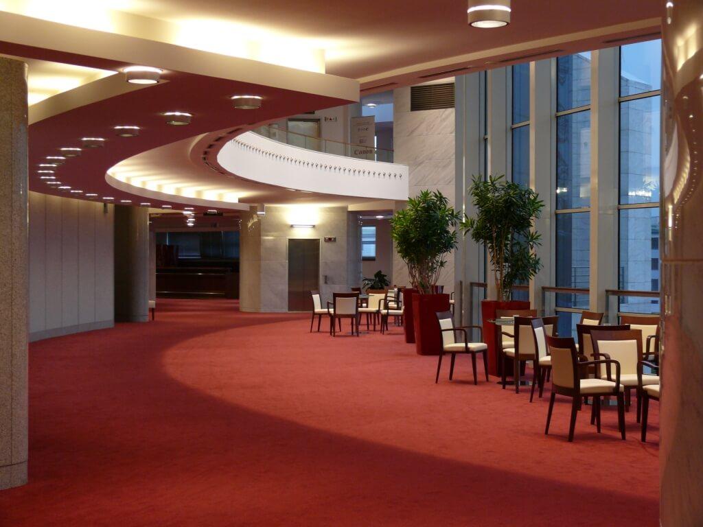 Foyer Salon Bratislava : Prenájom priestorov slovenské národné divadlo