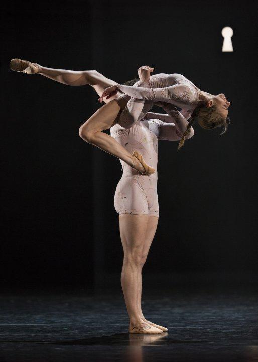 Damian Šimko, Romina Kolodziej (Duše)<br><small>Autor: Peter Brenkus, 2016</small>