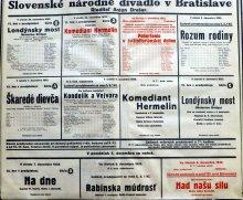 29. 11. - 6. 12. 1932