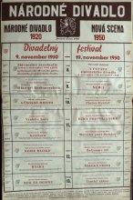 8. 11. - 19. 11. 1950
