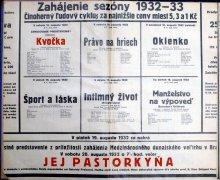 13. 8. - 19. 8. 1932