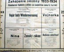 16. 8. - 20. 8. 1933
