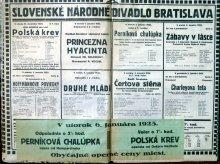 31. 12. - 5. 1. 1925