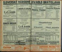 16. 3. - 23. 3. 1927