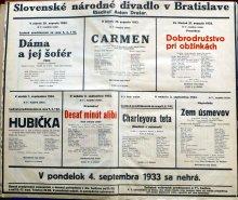 29. 8. - 4. 9. 1933